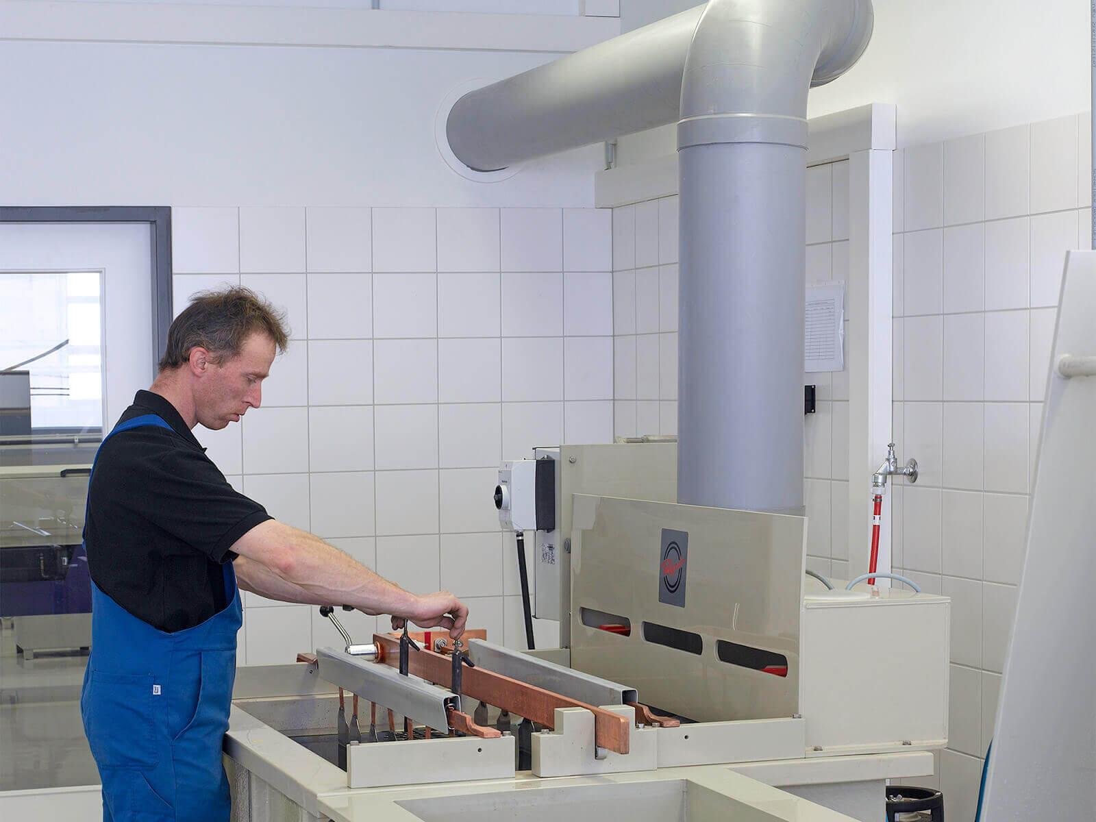 Absaugung und Filtration von Staub in der Medizintechnik