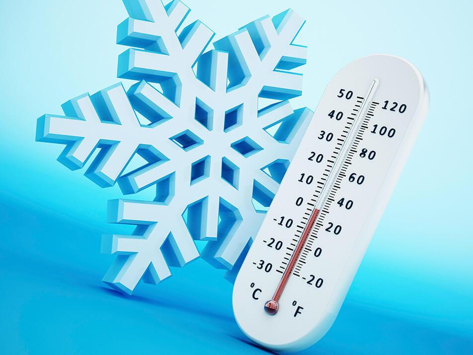 Fort- und Umluftfiltersysteme für kalte Temperaturen